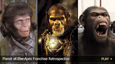 Planet of The Apes Franchise Retrospective